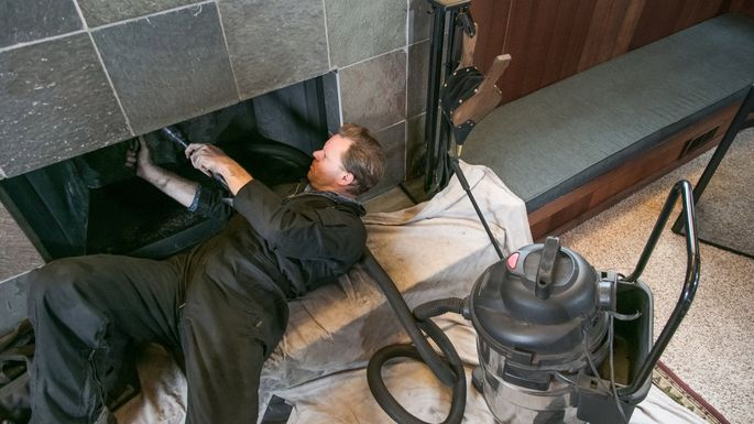 How to Clean a Chimney and Fireplace: Steps, Tips, Costs | realtor .