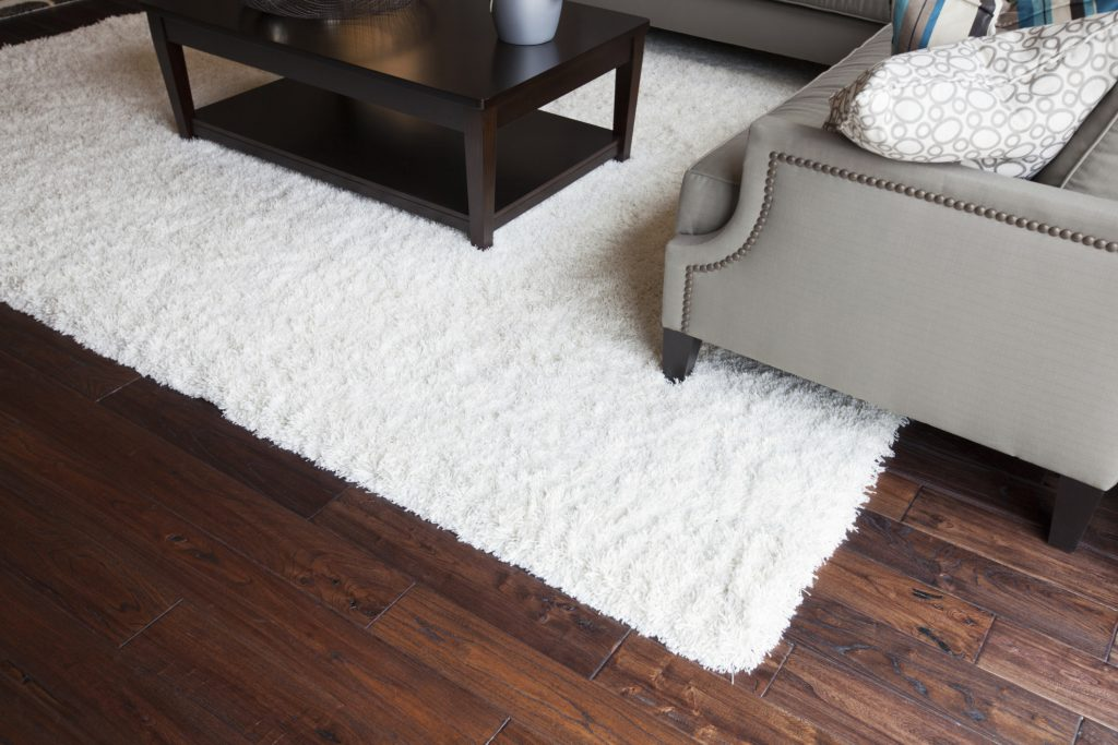 How To Clean A Carpet On Hardwood Floor   (Great Guide)