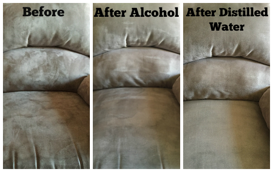 Cleaning A Microfiber Couch - Lemons, Lavender, & Laund