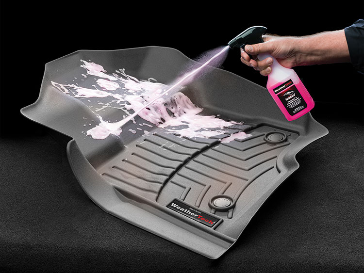 How to clean your WeatherTech Floor Mats and Floor Liners .