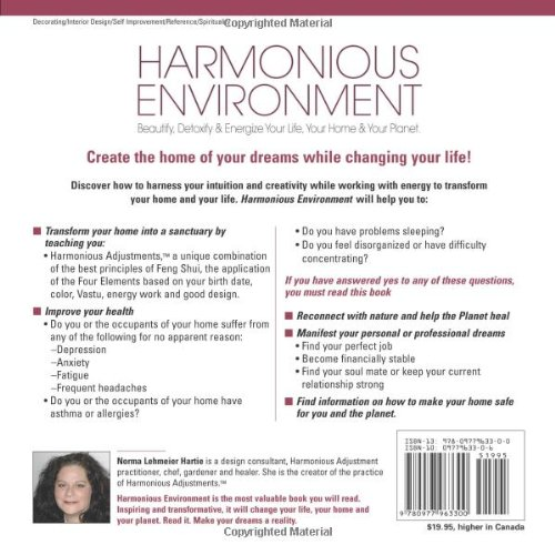 Amazon.com: Harmonious Environment: Beautify, Detoxify & Energize .