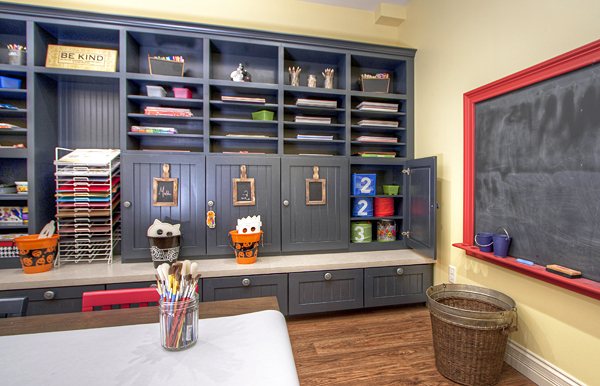 The Pursuit of Happiness: Hobby Room Ideas | Mosby Building Arts .