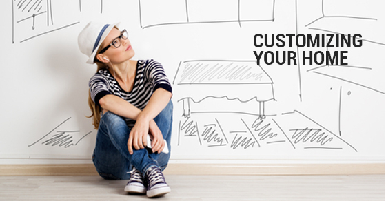 7 Ways To Customize Your Home | Club I