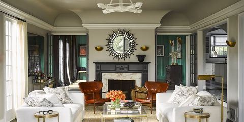Fireplace Mantel Decorating Ideas - How to Decorate a Mant