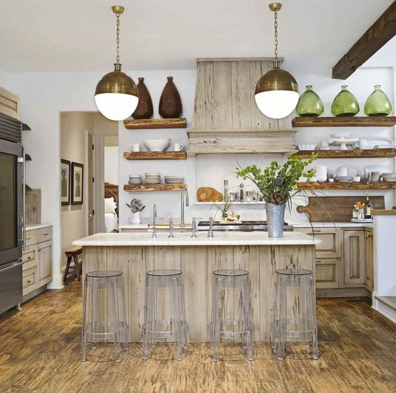 70 Best Kitchen Island Ideas - Stylish Designs for Kitchen Islan