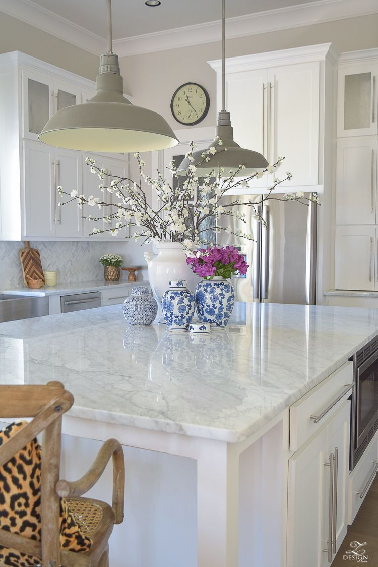 How to decorate a kitchen island (cool   ideas and designs)