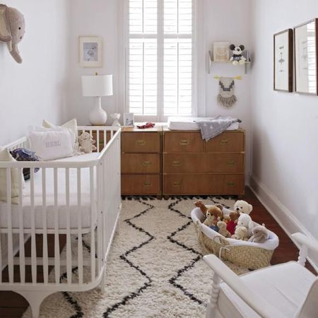 Top 10 Small Nursery Ide
