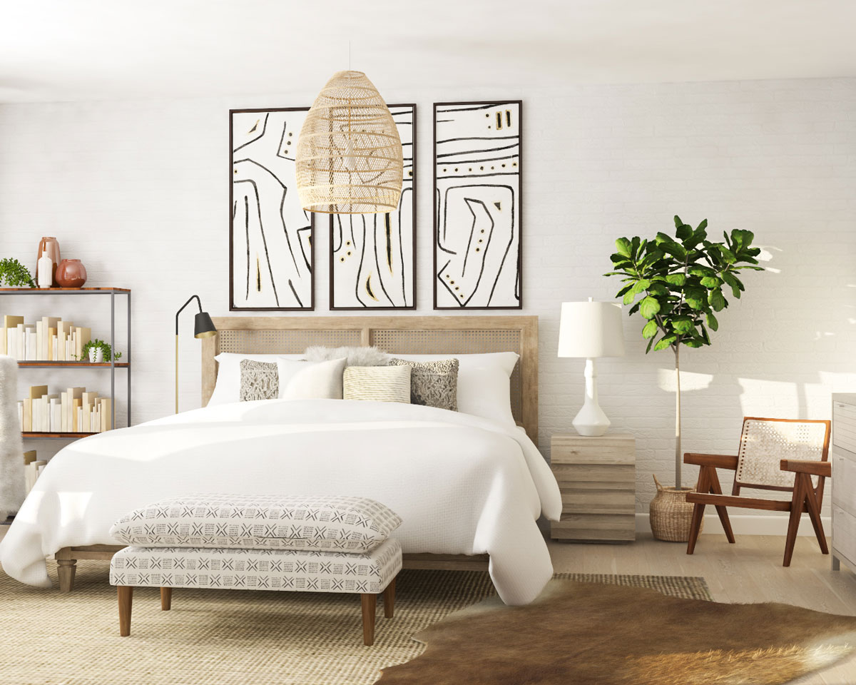 How to design a bedroom so that you can   sleep well