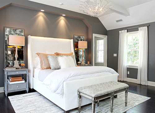 8 Tricks To Designing A Luxurious Bedroom For Le