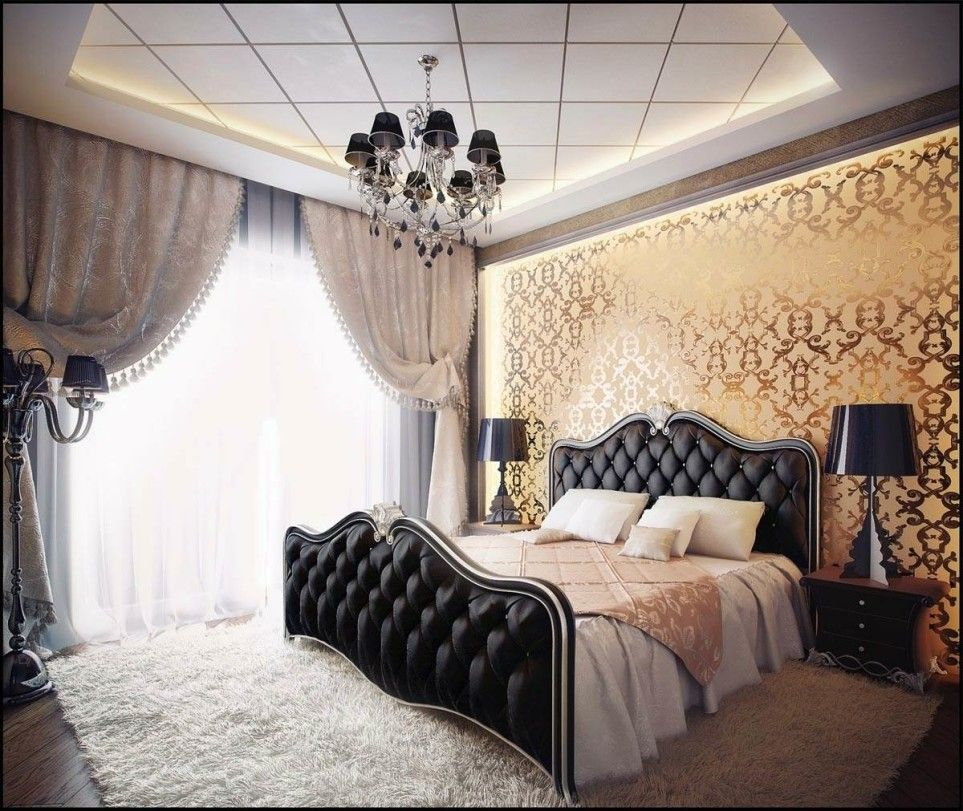 How to design a luxury bedroom on a   budget