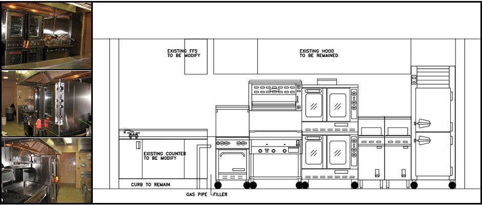 Small Commercial Kitchen Layout | Kitchen Layout and Decor Ideas .
