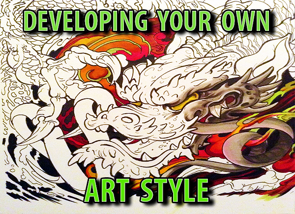 Find Your Own Artistic Style and Find it in Less Than a We