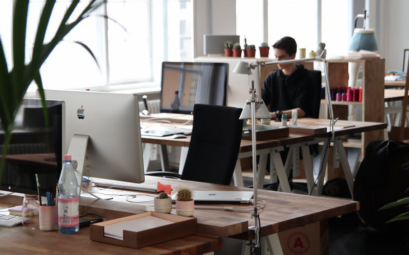5 Things To Consider When Setting Up Your Startup Office .