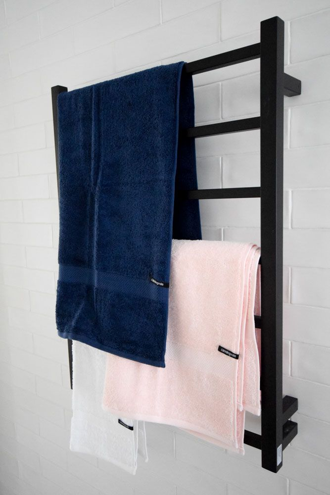 How to find the ideal towel rail for   every room