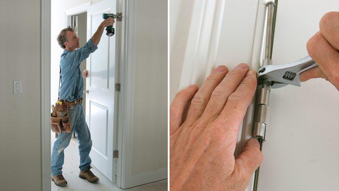 Hinge Adjustment for a Door's Final Fit - Fine Homebuildi