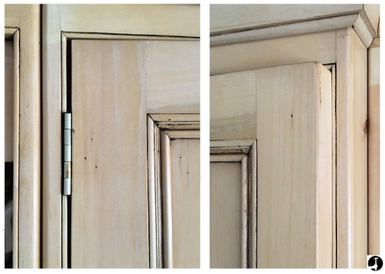 How To Attach A Door Rubbing Above (Easy   To Follow Instructions)