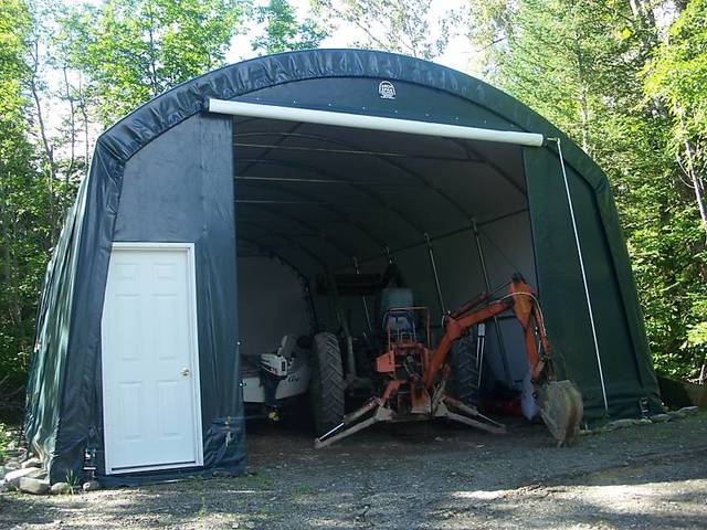 How to get the most out of a temporary   garage