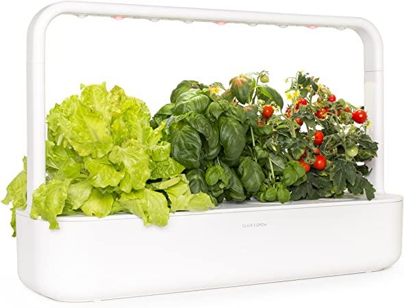 Amazon.com : Click and Grow Smart Garden 9 Indoor Home Garden .