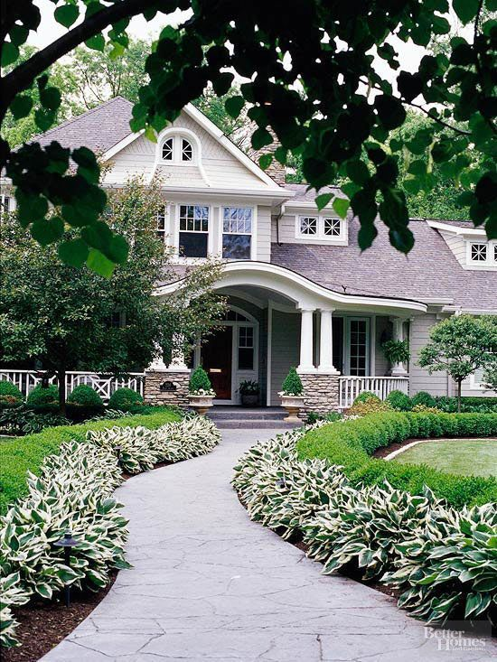 Most Pinned Curb Appeal Ideas | Front yard, My dream home, Home .