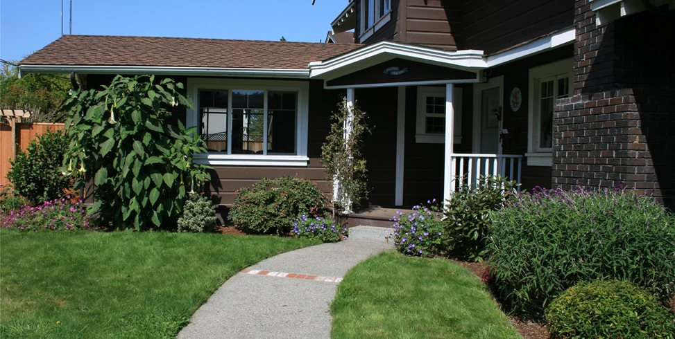 Front Yard Curb Appeal - Landscaping Netwo