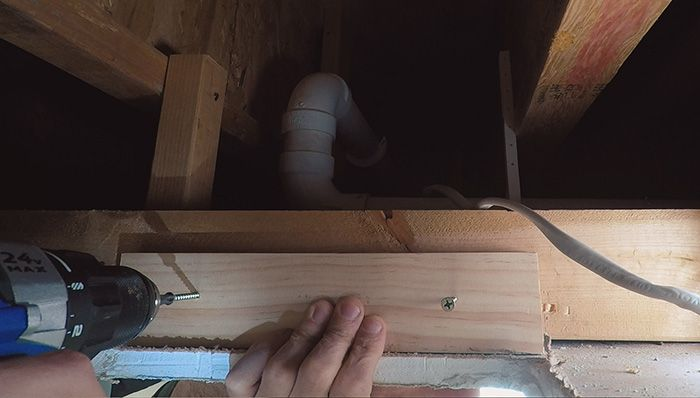 Install a Bathroom Exhaust F