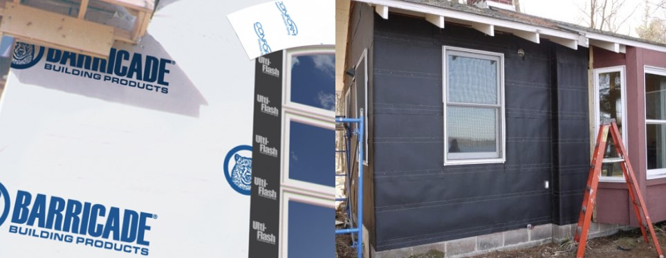 How to Install House Wrap With Existing Windows & Doo