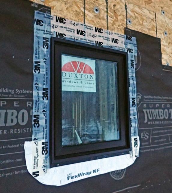 Installing Windows in a Minnesota House - GreenBuildingAdvis