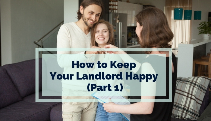 How to keep your landlord happy