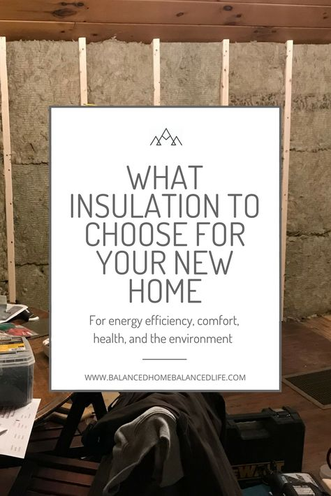 The healthiest and safest insulation for your renovation or new .