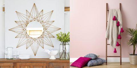 25 DIY Home Decor Ideas - Cheap Home Decorating Craf