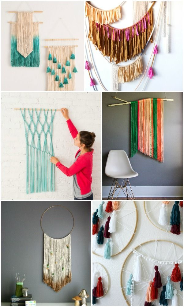 How To Make DIY Home Decorating Ideas