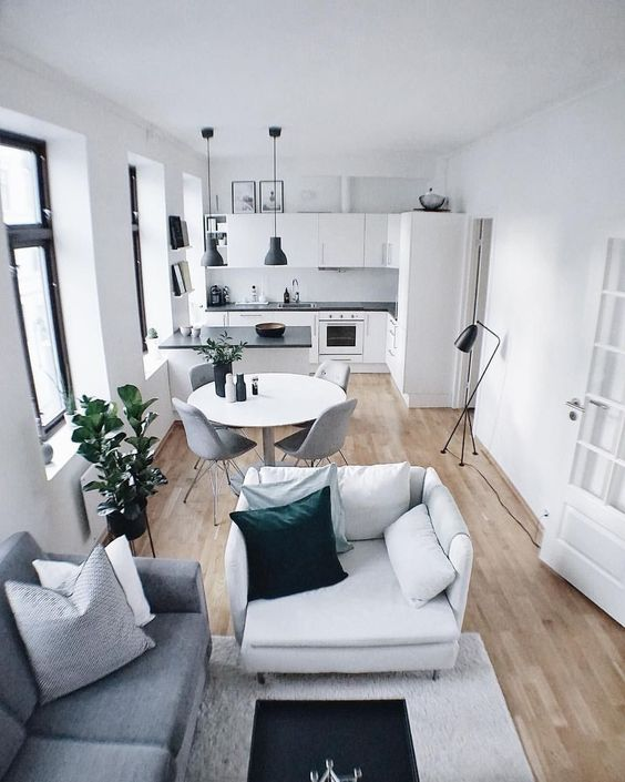Apartment Design Trends That Make the Best Out of Small Spac