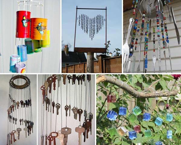 30 Brilliant Marvelous DIY Wind Chimes Ideas - Amazing DIY .