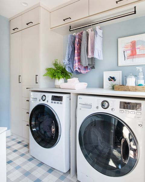 20 Laundry Room Organization Ideas - Best Laundry Organize