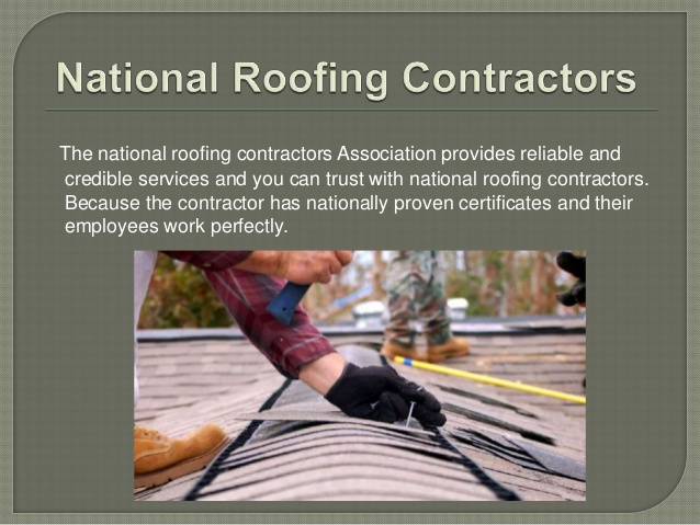 How to choose a reliable commercial   roofer