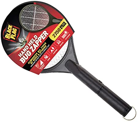 Amazon.com : Black Flag ZR-7936-L Handheld Fly Zapper, 19.25 Inch .