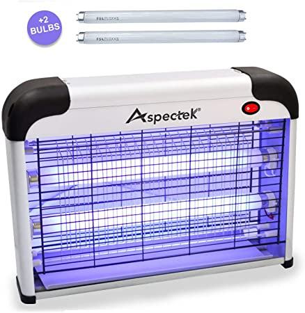 Amazon.com : Aspectek Upgraded 20W Electronic Bug Zapper, Insect .