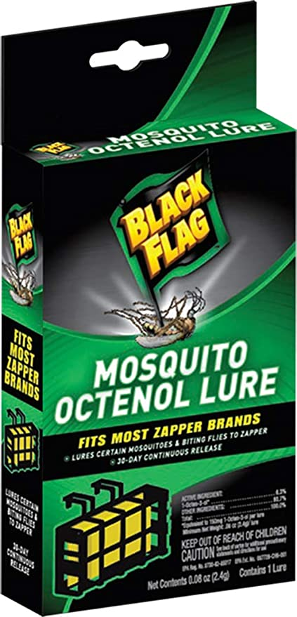 Amazon.com : Black Flag BZ-OCT1 Bug Zapper Octenol Lure, Universal .