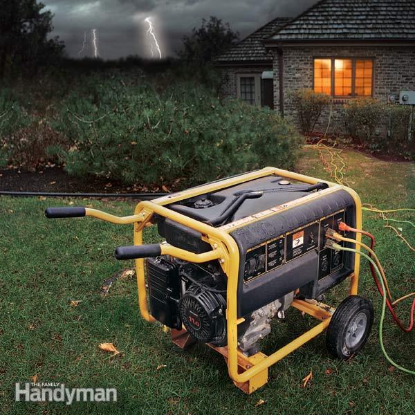 Choosing the Best Power Generator | The Family Handym