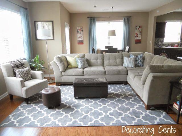 Enhance the look of your room beautiful living room rugs – anlamli .