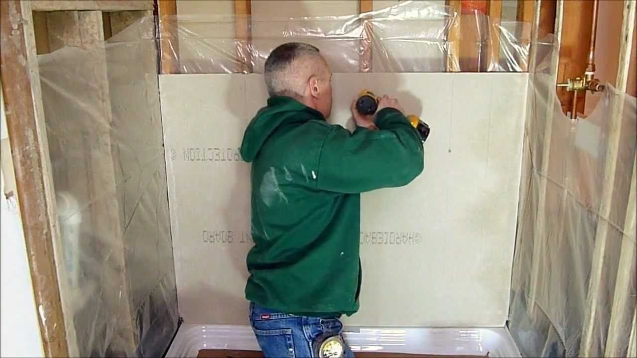How to prepare shower screens for tiles   (easy to follow instructions)