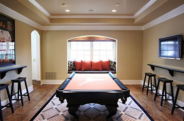 Who really uses their formal dining or formal living room? Make it .