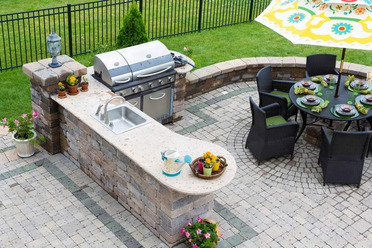 How should I maintain my outdoor kitchen? | The Gazet