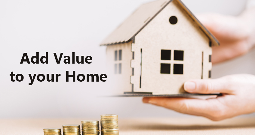Home Improvements To Raise Your Property Value - Realty Tim
