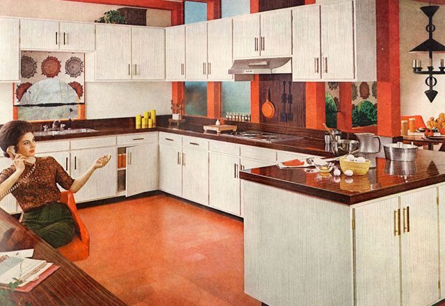 Designer Hacks: How to Recreate a '60s Vibe in Your Modern Home .
