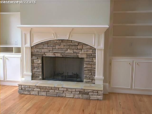 Ideas to reface the fireplace... … | Fireplace remodel, Reface .