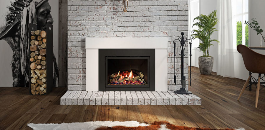 How to Reface a Fireplace - We Love Fi