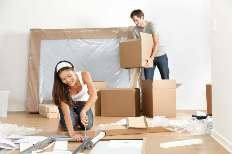 Items You Should Leave Behind When Moving | National Van Lin