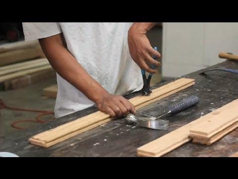 How to Remove & Reuse Hardwood Floors : Wood Floor Installation .