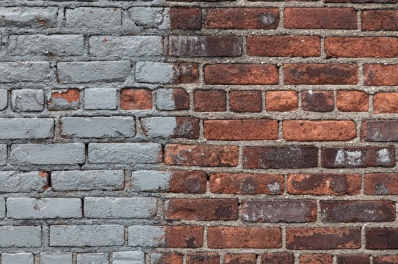 How to Remove Paint from Brick » How To Clean Stuff.n